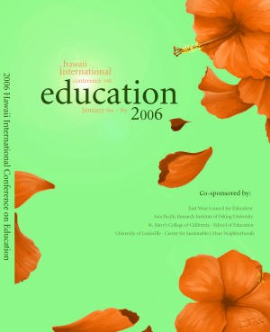 2006 Annual Conference front cover image