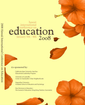 2008 Annual Converence front cover image