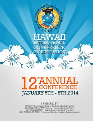 2014 Annual Conference front cover image