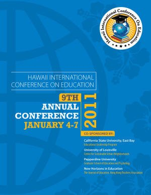 2011 Annual Conference front cover image