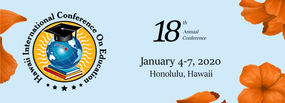Hawaii International Conference on Education